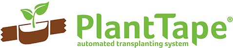 PlantTape is an automated transplanting system